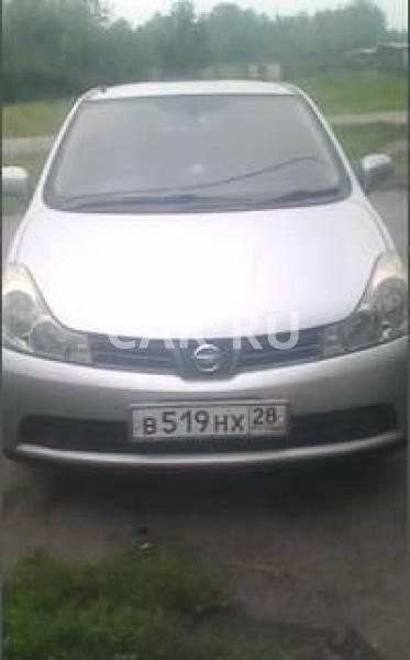 Nissan Wingroad, Белогорск