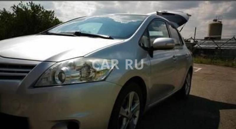 Toyota Auris, Армавир