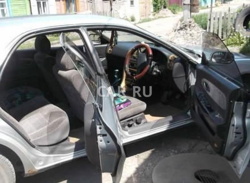 Mitsubishi Emeraude, Барнаул