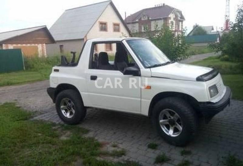 Suzuki Vitara, Барнаул