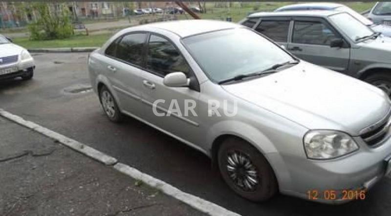 Chevrolet Lacetti, Анжеро-Судженск