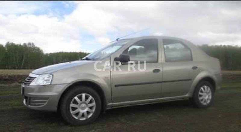 Renault Logan, Азово
