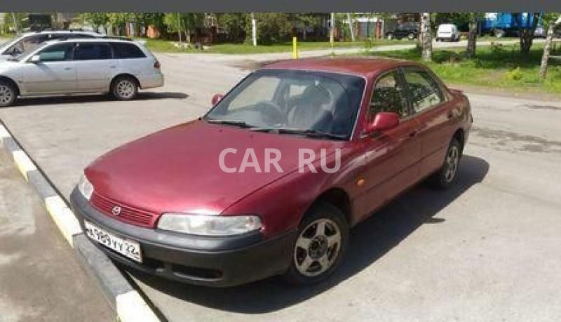 Mazda Cronos, Барнаул