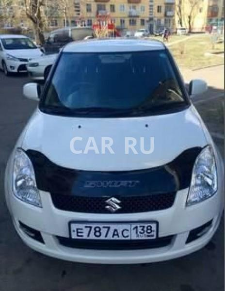Suzuki Swift, Ангарск
