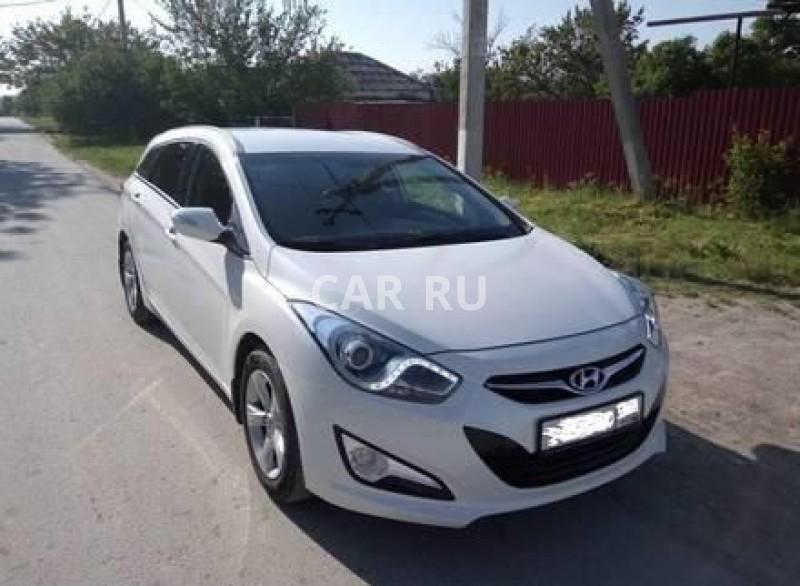 Hyundai i40, Анапа