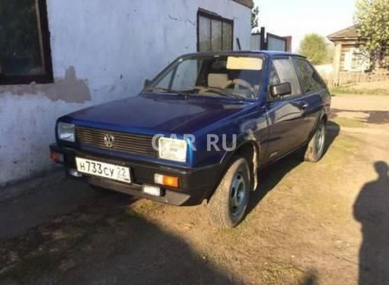 Volkswagen Polo, Алтайское