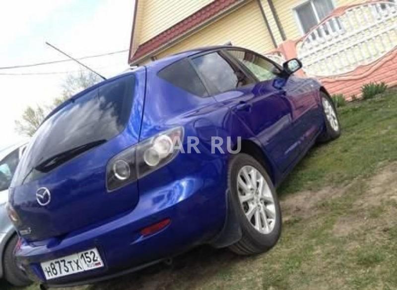Mazda 3, Арзамас