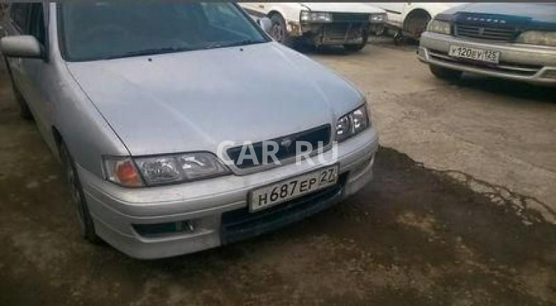 Nissan Primera, Арсеньев