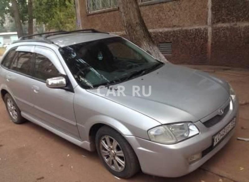 Mazda Familia S-Wagon, Братск