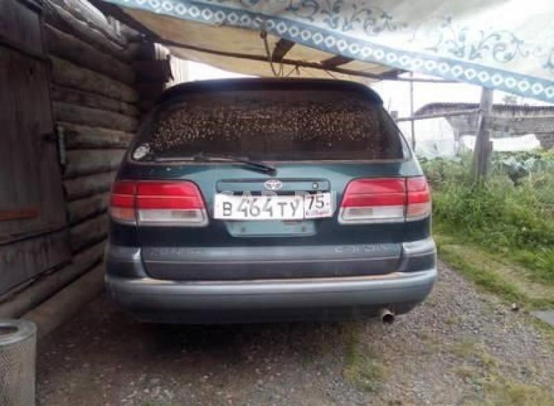 Toyota Caldina, Александровский Завод
