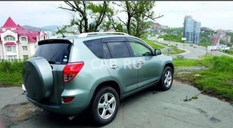 Toyota RAV4, Владивосток