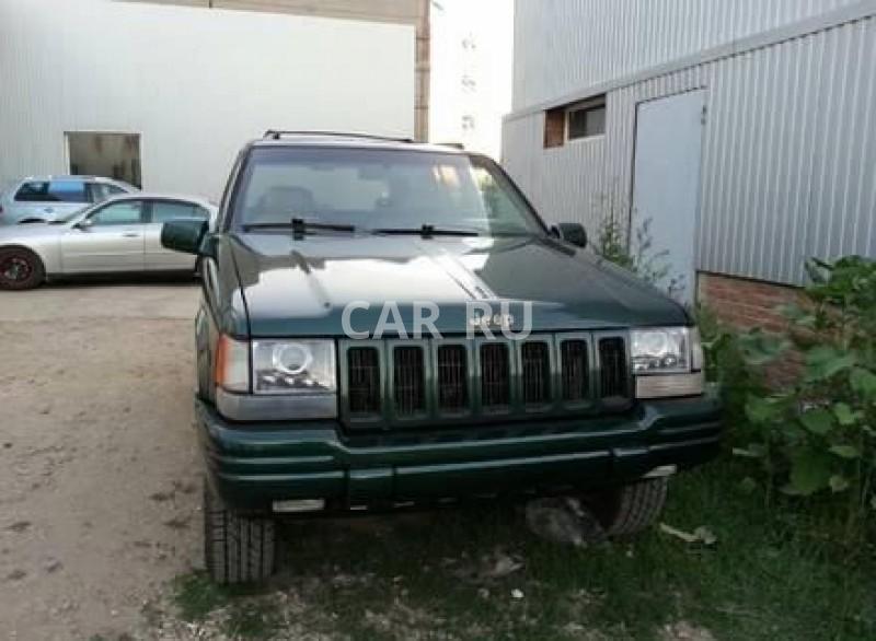Jeep Grand Cherokee, Балаково