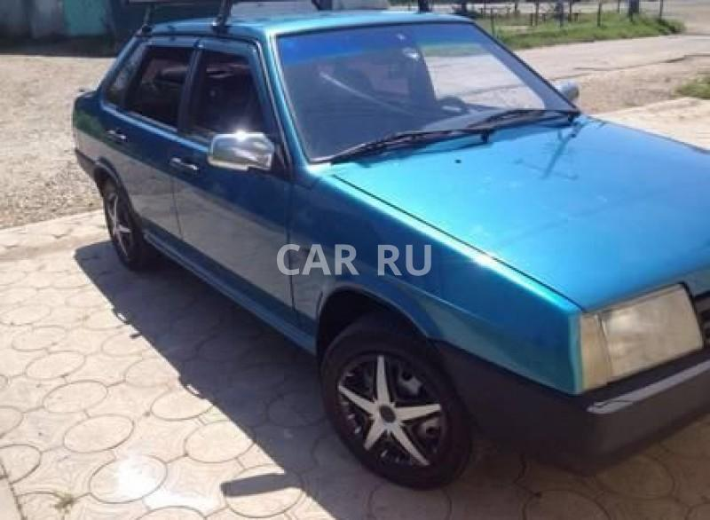 Лада 21099, Апшеронск