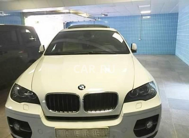 BMW X6, Владивосток