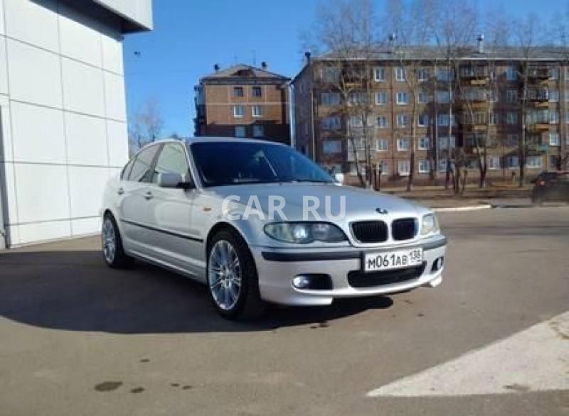 BMW 3-series, Братск