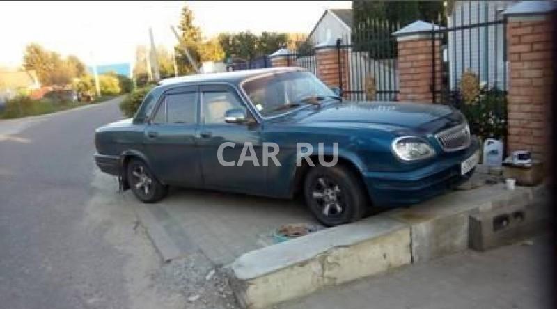 Газ 31105, Белгород