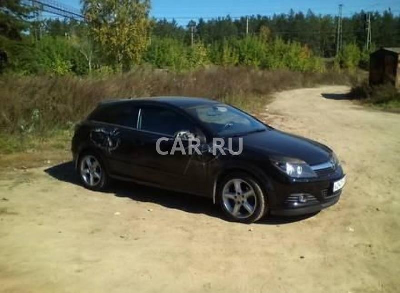 Opel Astra GTC, Ангарск
