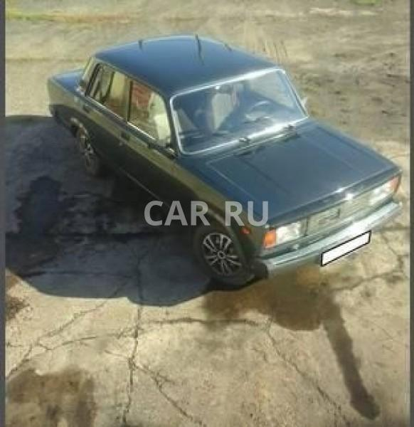 Лада 2105, Ангарск