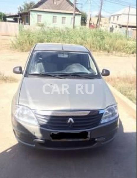 Renault Logan, Астрахань