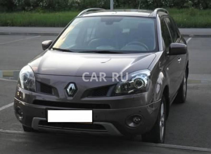Renault Koleos, Барнаул
