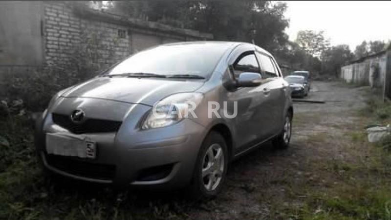 Toyota Vitz, Арсеньев