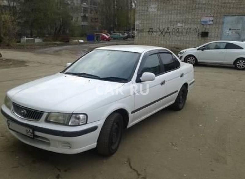 Nissan Sunny, Балаково