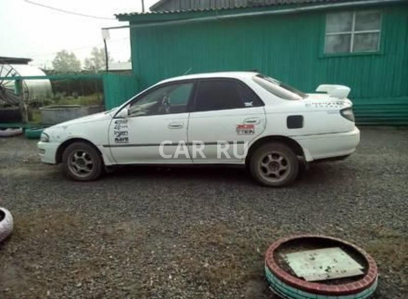 Toyota Carina, Александровский Завод