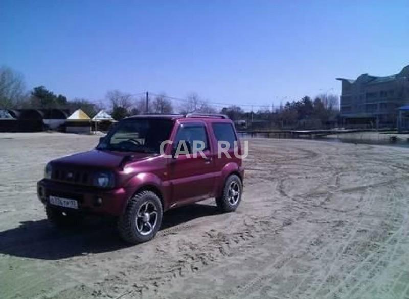Suzuki Jimny Wide, Анапа