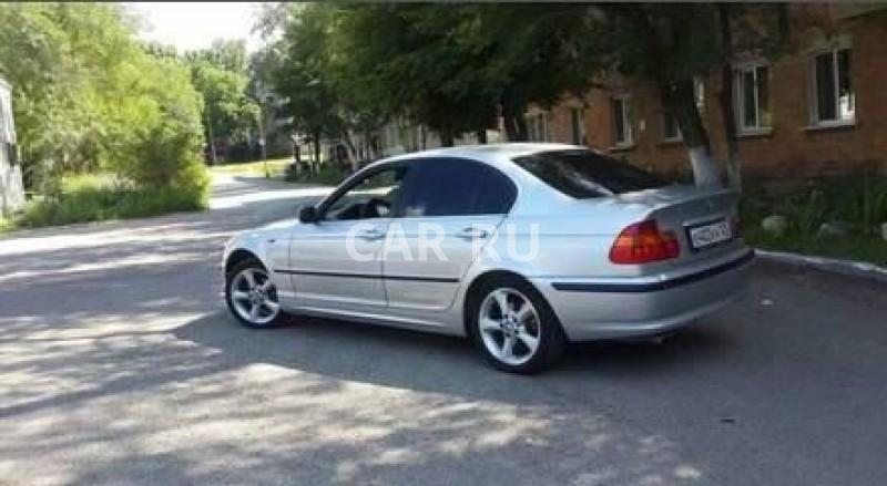 BMW 3-series, Артём