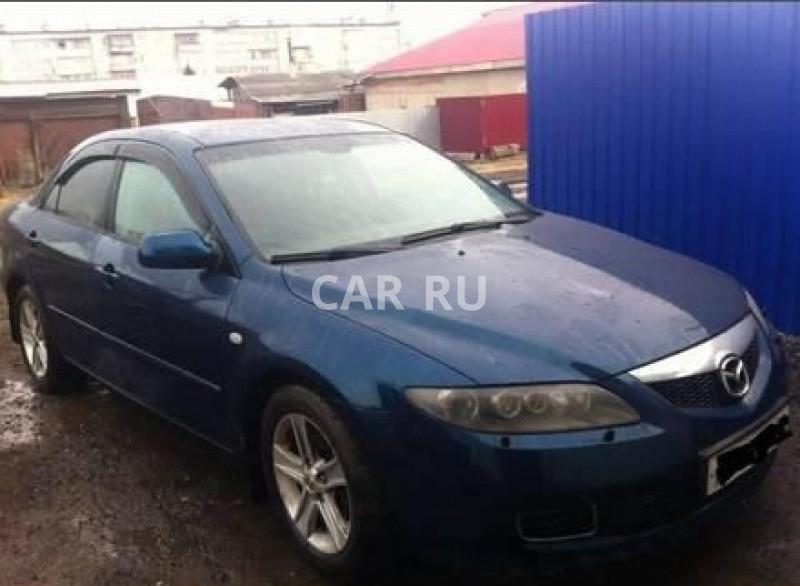 Mazda 6, Артёмовский