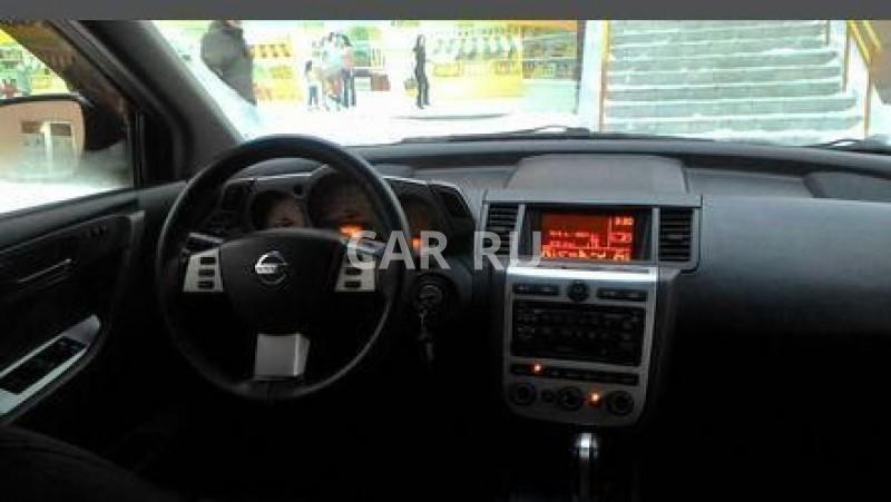 Nissan Murano, Белово
