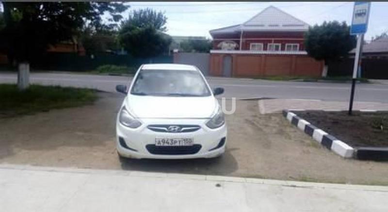 Hyundai Solaris, Армавир
