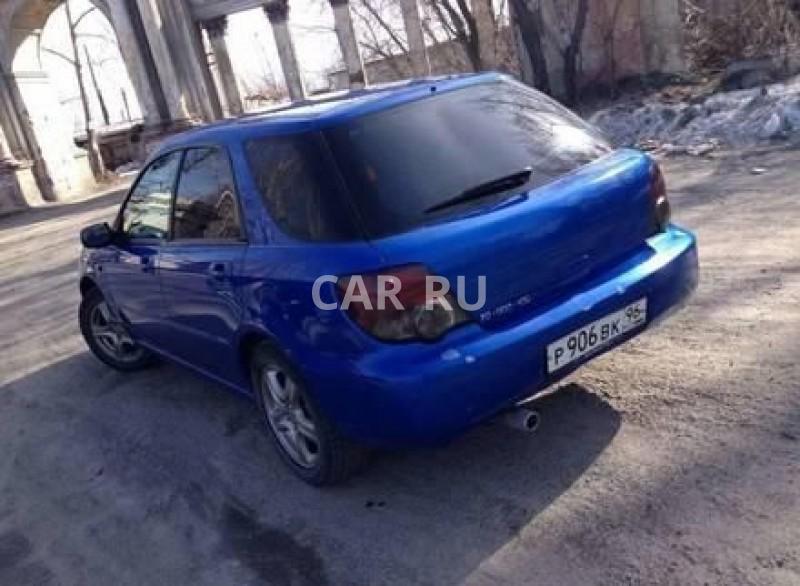 Subaru Impreza, Асбест