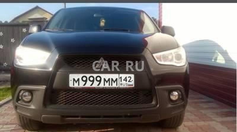 Mitsubishi ASX, Белово