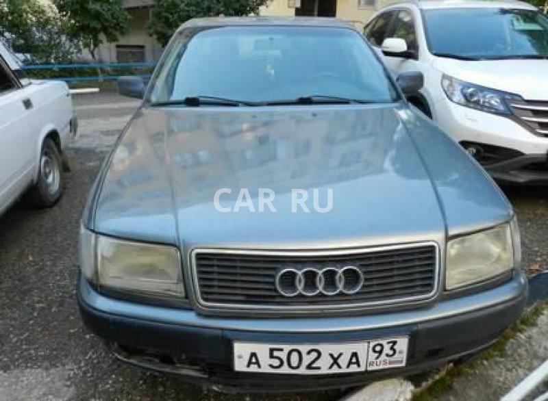 Audi 100, Архипо-Осиповка