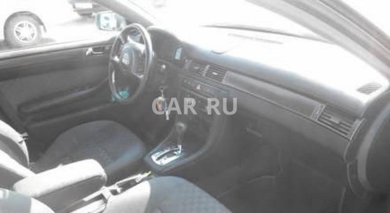 Audi A6, Барнаул
