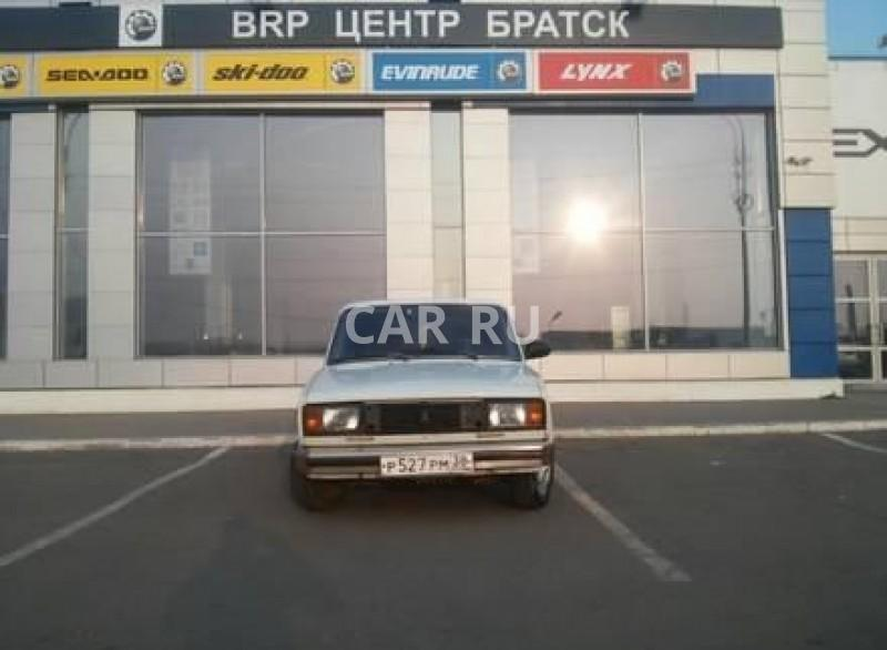 Лада 2104, Братск