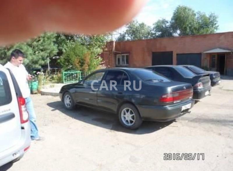 Toyota Corona, Астрахань