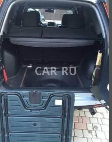 Honda CR-V, Алушта