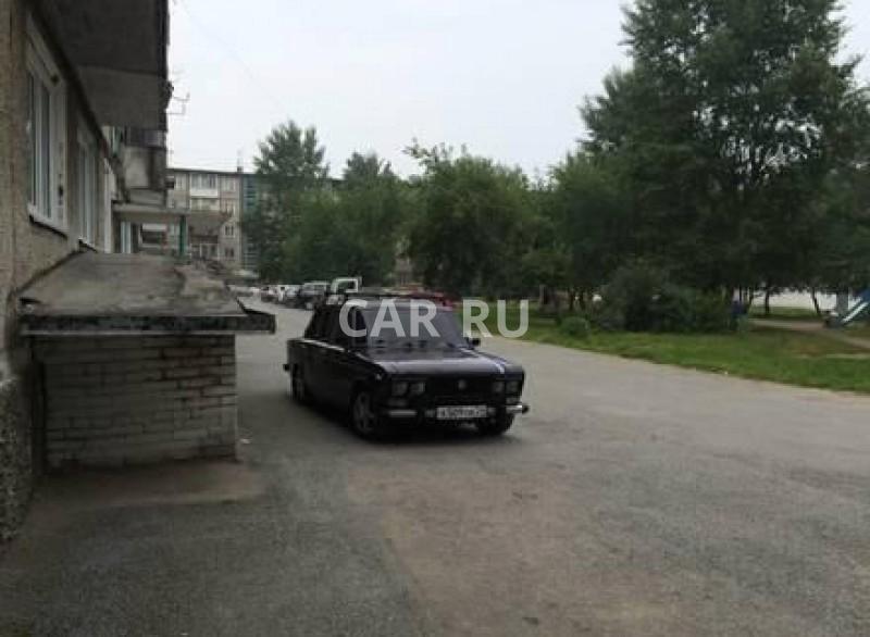 Лада 2106, Ачинск