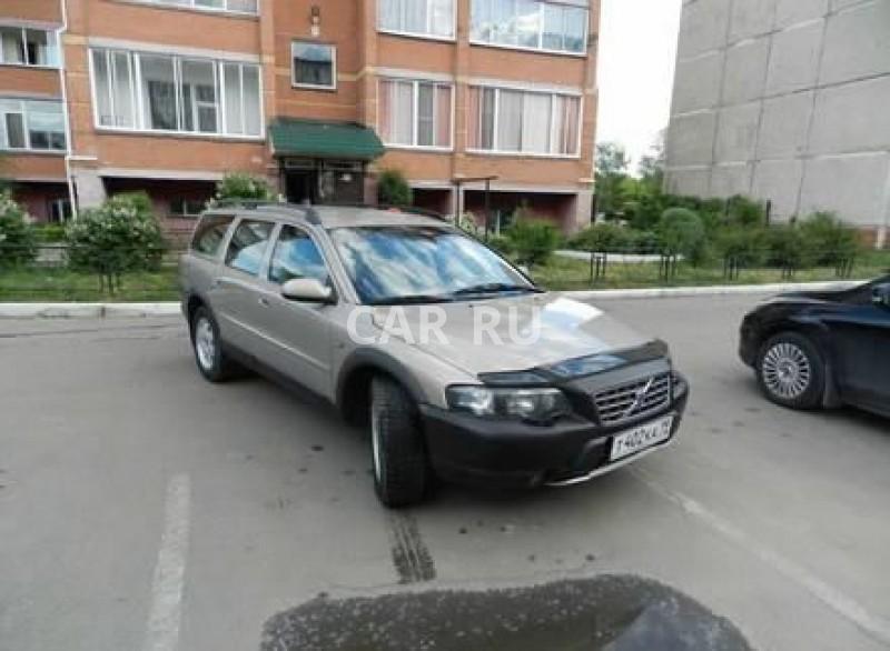 Volvo XC70, Абакан