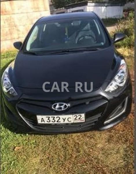 Hyundai i30, Барнаул