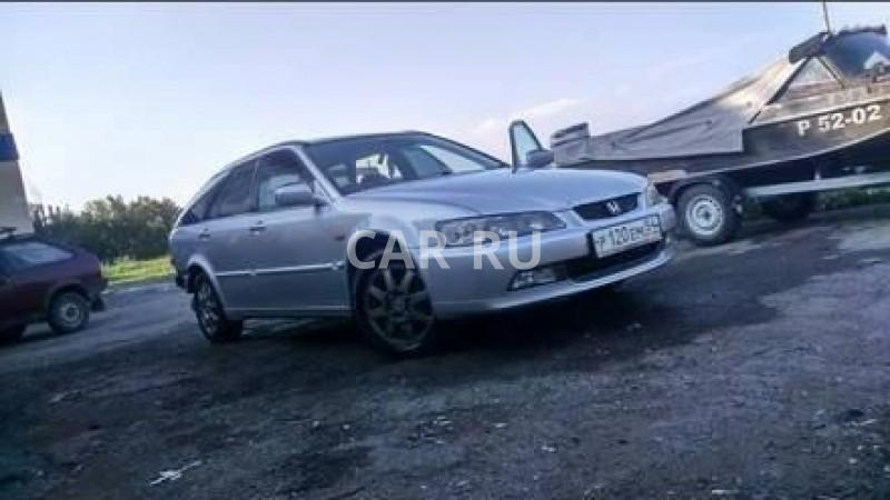 Honda Accord, Белово