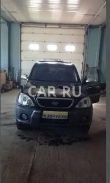 Hyundai Terracan, Барнаул