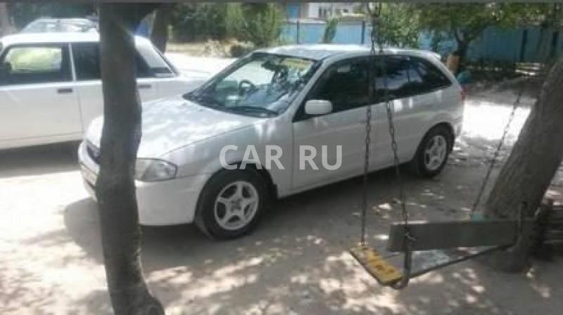 Mazda Familia, Анапа