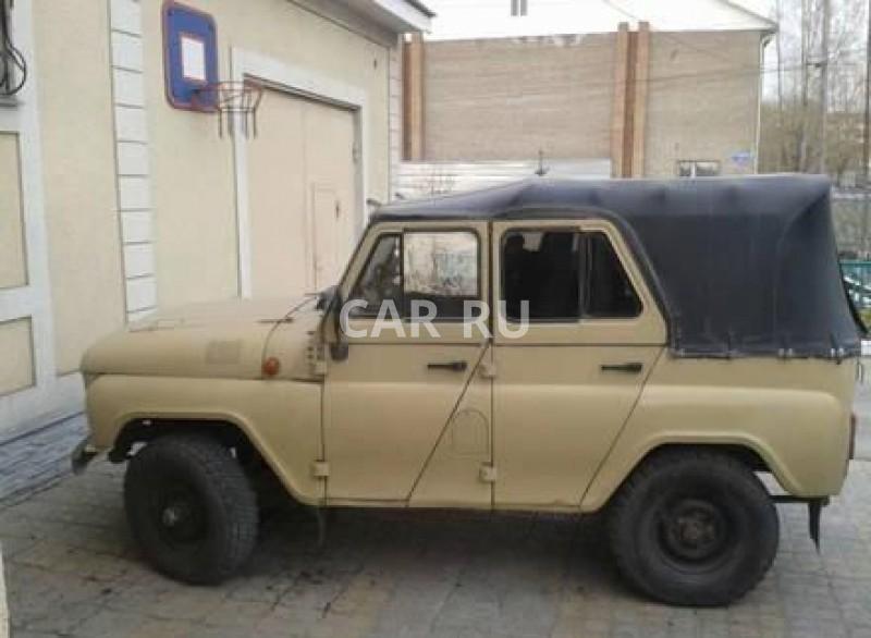 Уаз 469, Ачинск