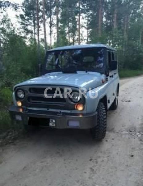Уаз Hunter, Ангарск