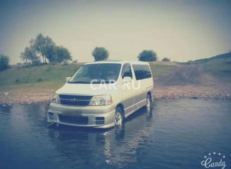 Toyota Hiace Regius, Балей