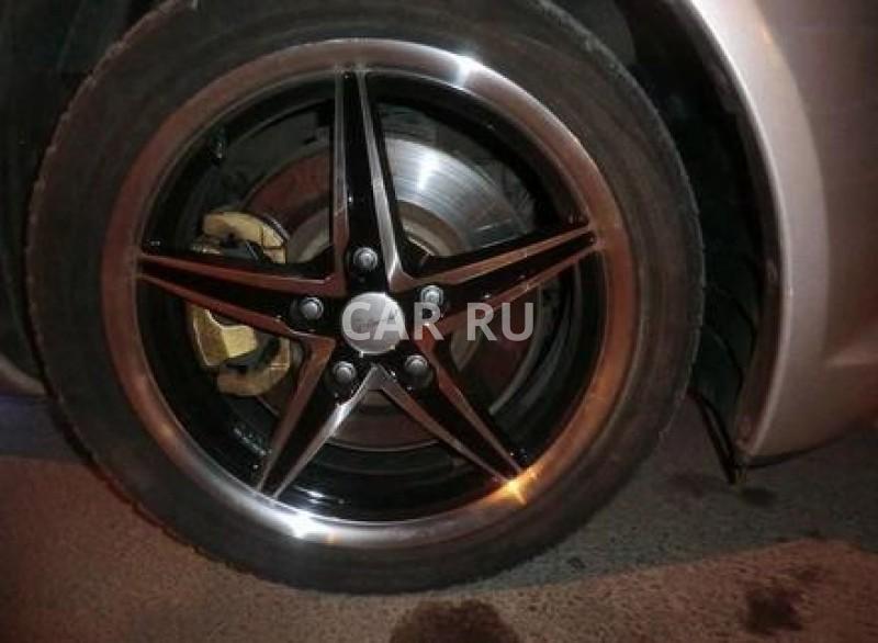 Mazda RX-8, Абакан