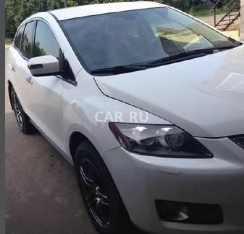 Mazda CX-7, Астрахань